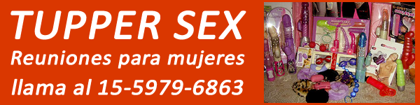 Banner Sex Shop Lanus